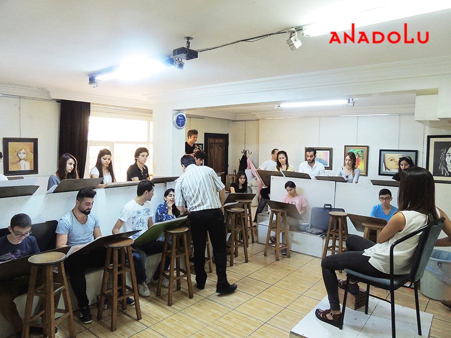 Adana Güzel Sanatlara Fakülteleri Hazırlık Sınıfları
