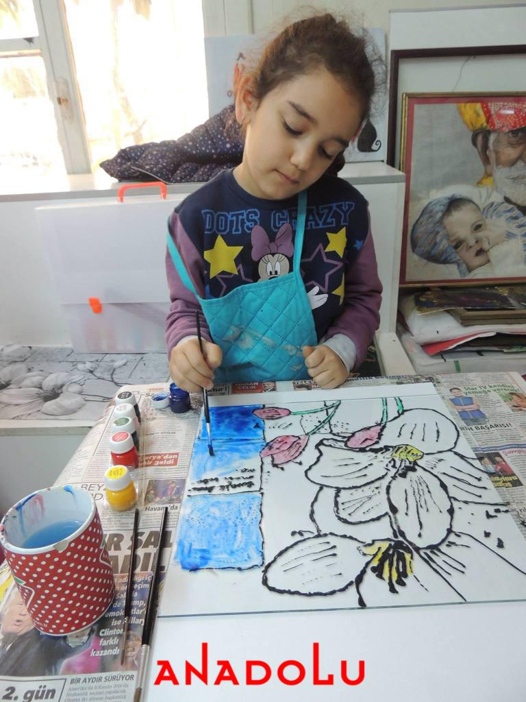 Adanada Çocuklar İçin Sanat Kursları