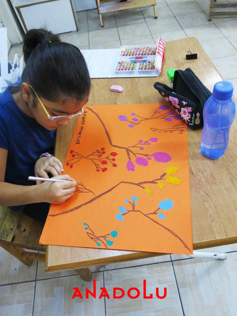 İzmir'de Çocuklara Yönelik Resim Eğitimleri