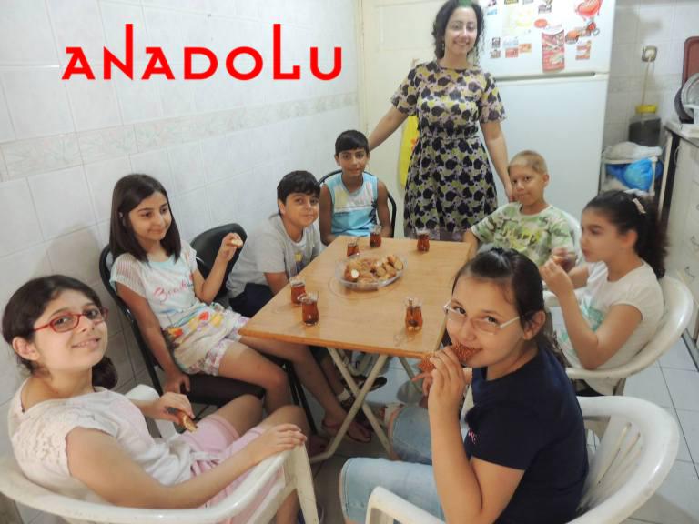 İzmir'de Çocuklar İçin Masal Saati
