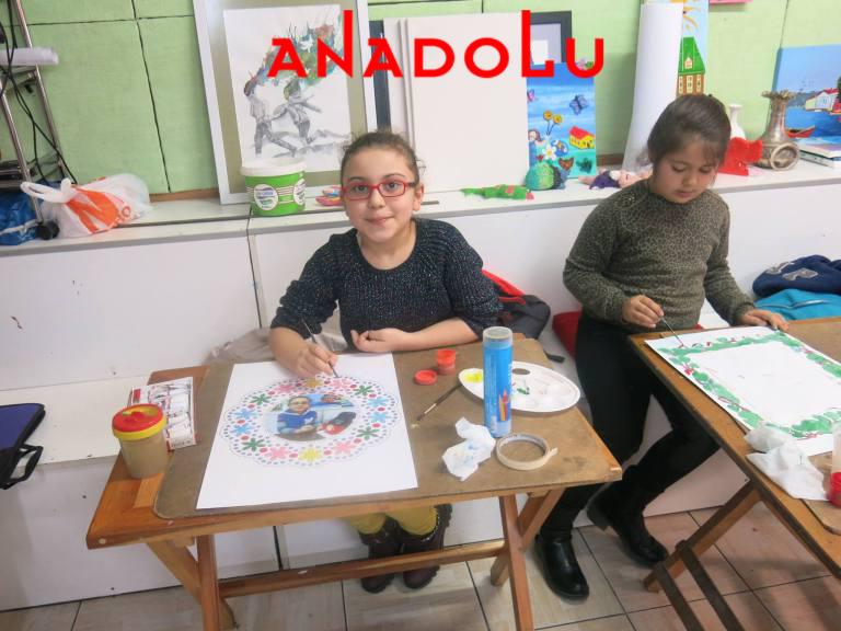 İzmir'de Çocuklar İçin Güzel Çizim Eğitimleri