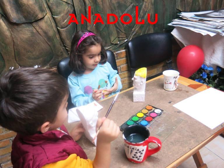 Çocuklar İçin Resim Kursları İzmir