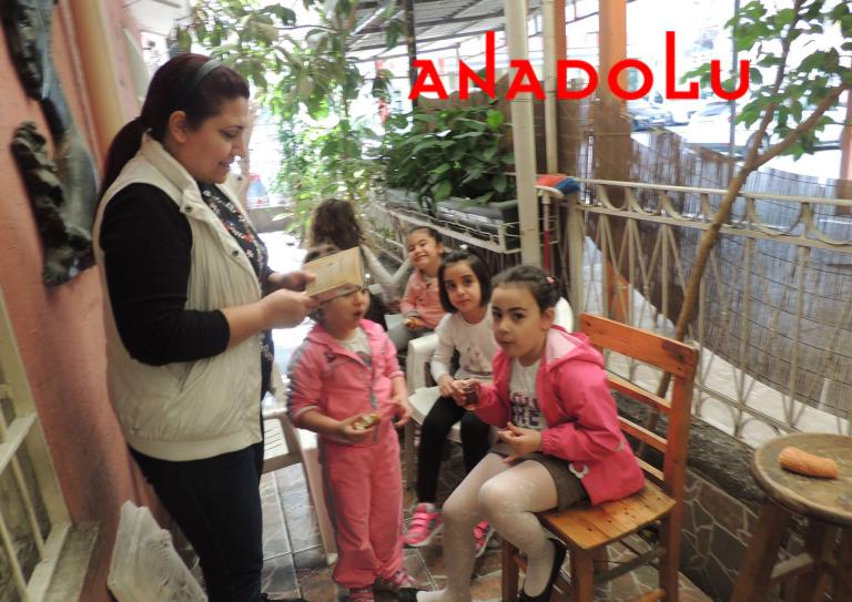Çocuklar İçin Resim Dersleri Adana