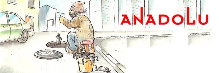 Adanada Karikatür Çizimleri