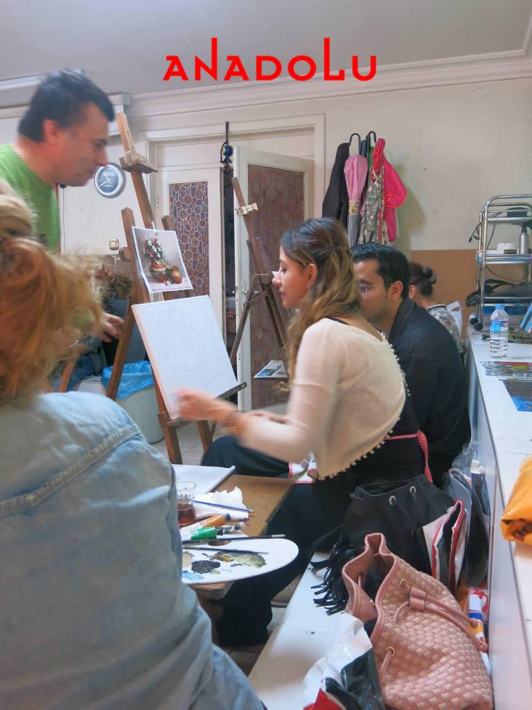 Yağlı Boya Sanat Atölyeleri Adana