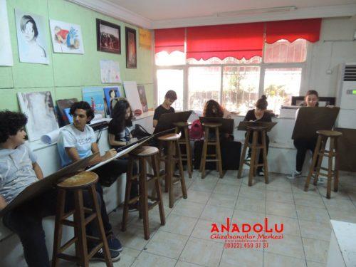 Güzel Sanatlar Liselerine Hazırlık Kursları